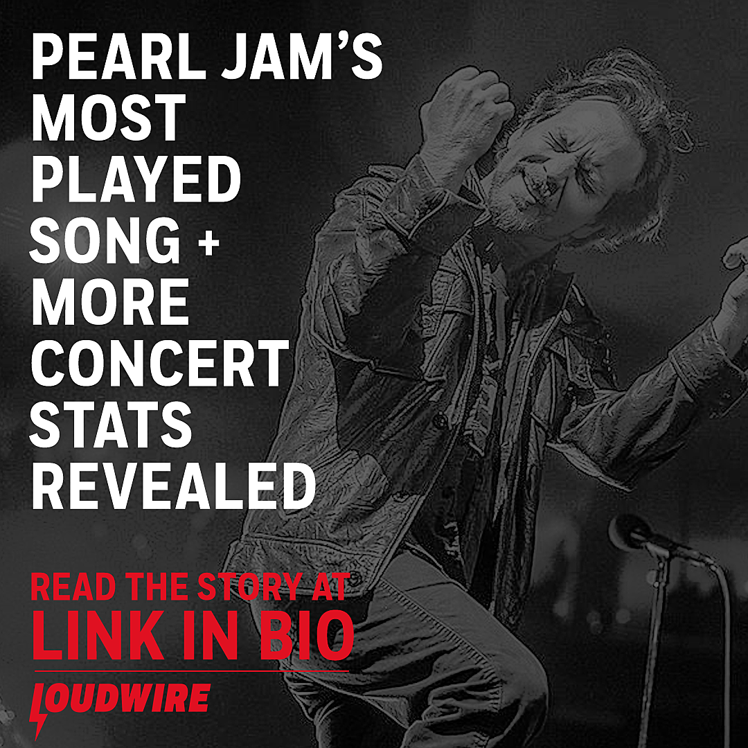 Pearl Jam > Loudwire