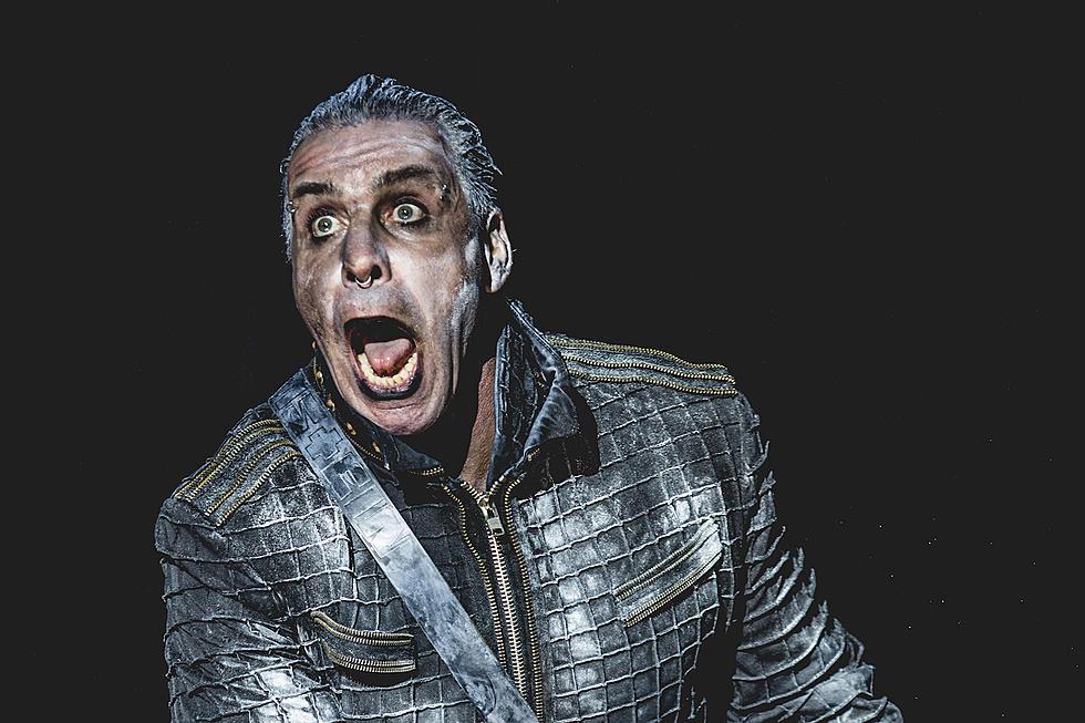 Report: Rammstein's Till Lindemann Assaulted Man at German Hotel