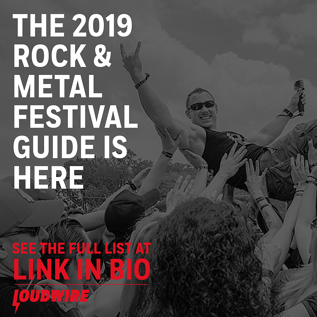 Festival Guide: 2019 Rock + Metal Festivals in the U S  + Abroad