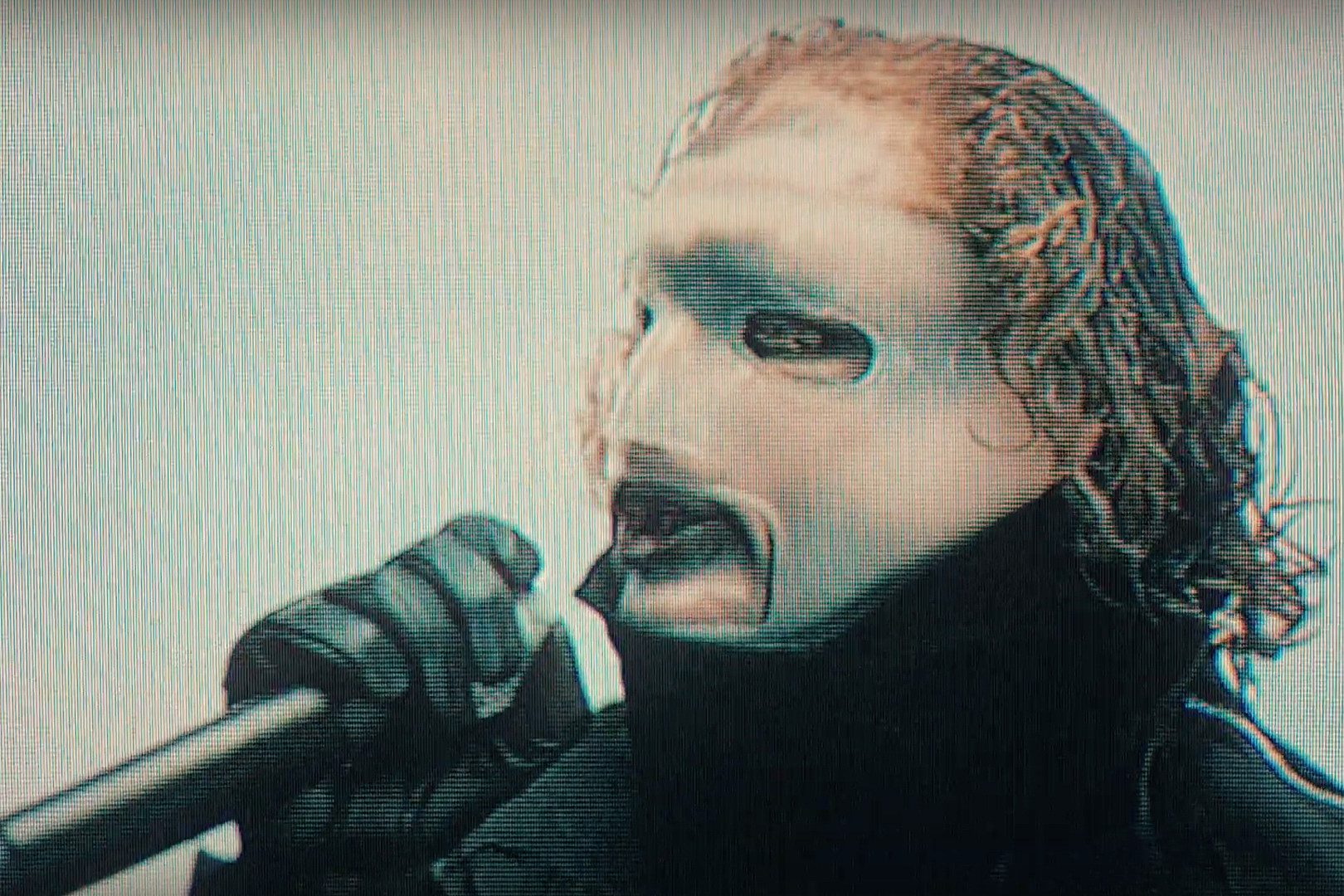 Slipknot Unveil New Masks in Video for New Song 'Unsainted'