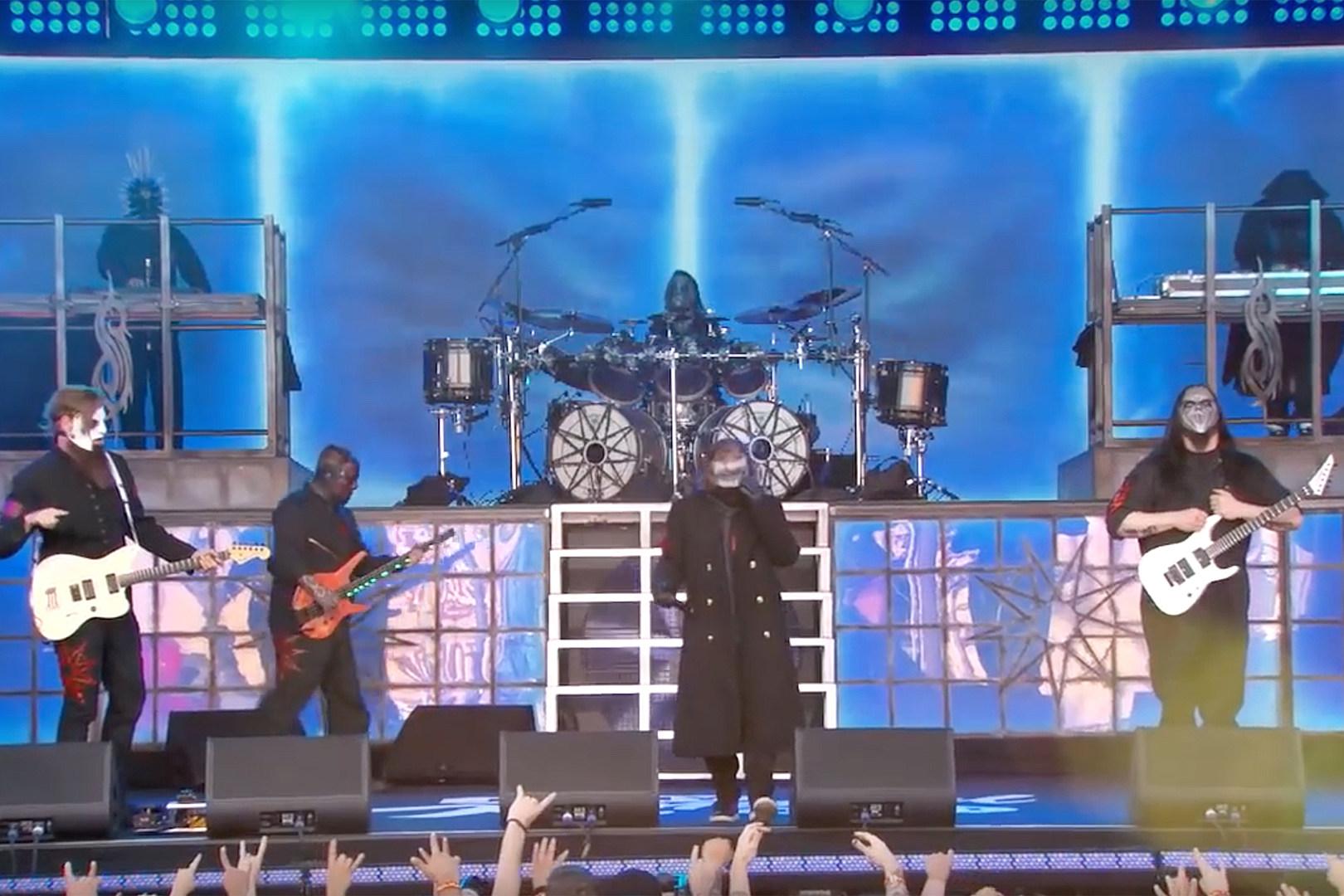 Watch Slipknot Perform on 'Jimmy Kimmel Live'