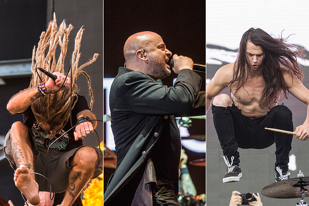 Disturbed, Papa Roach, Lamb of God, Fever 333, More: Sonic Temple