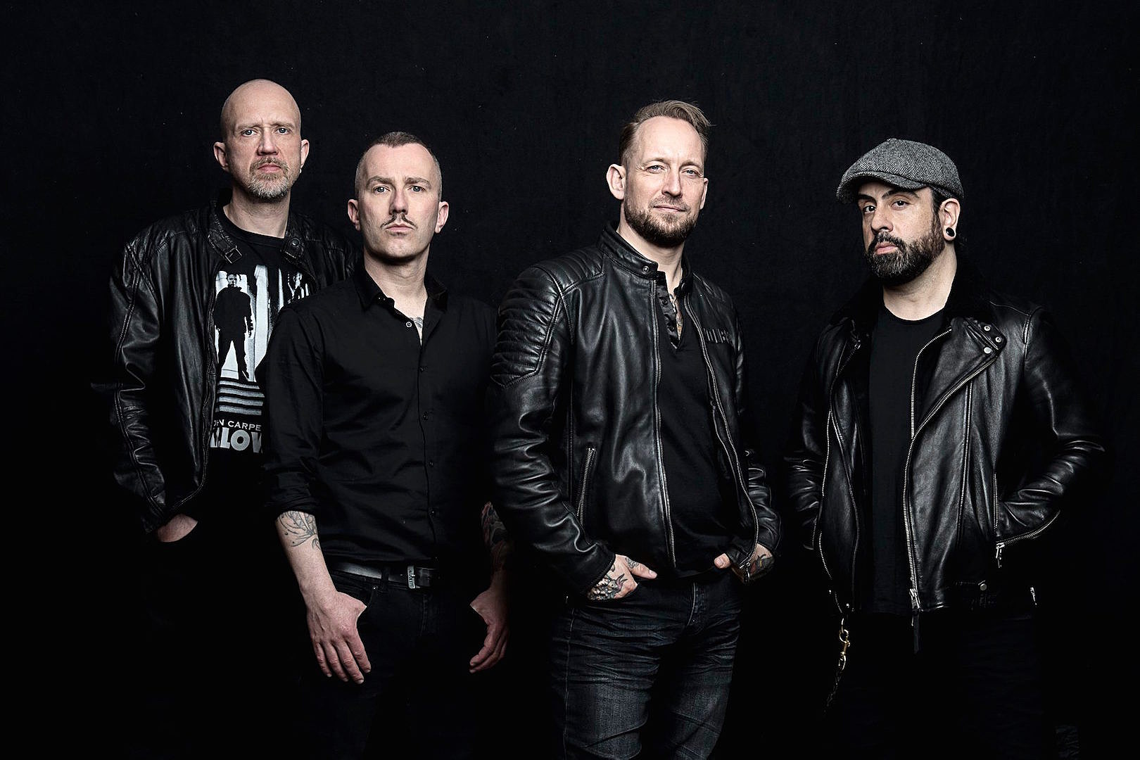 Volbeat Share New Album Details, Release 'Leviathan' Song