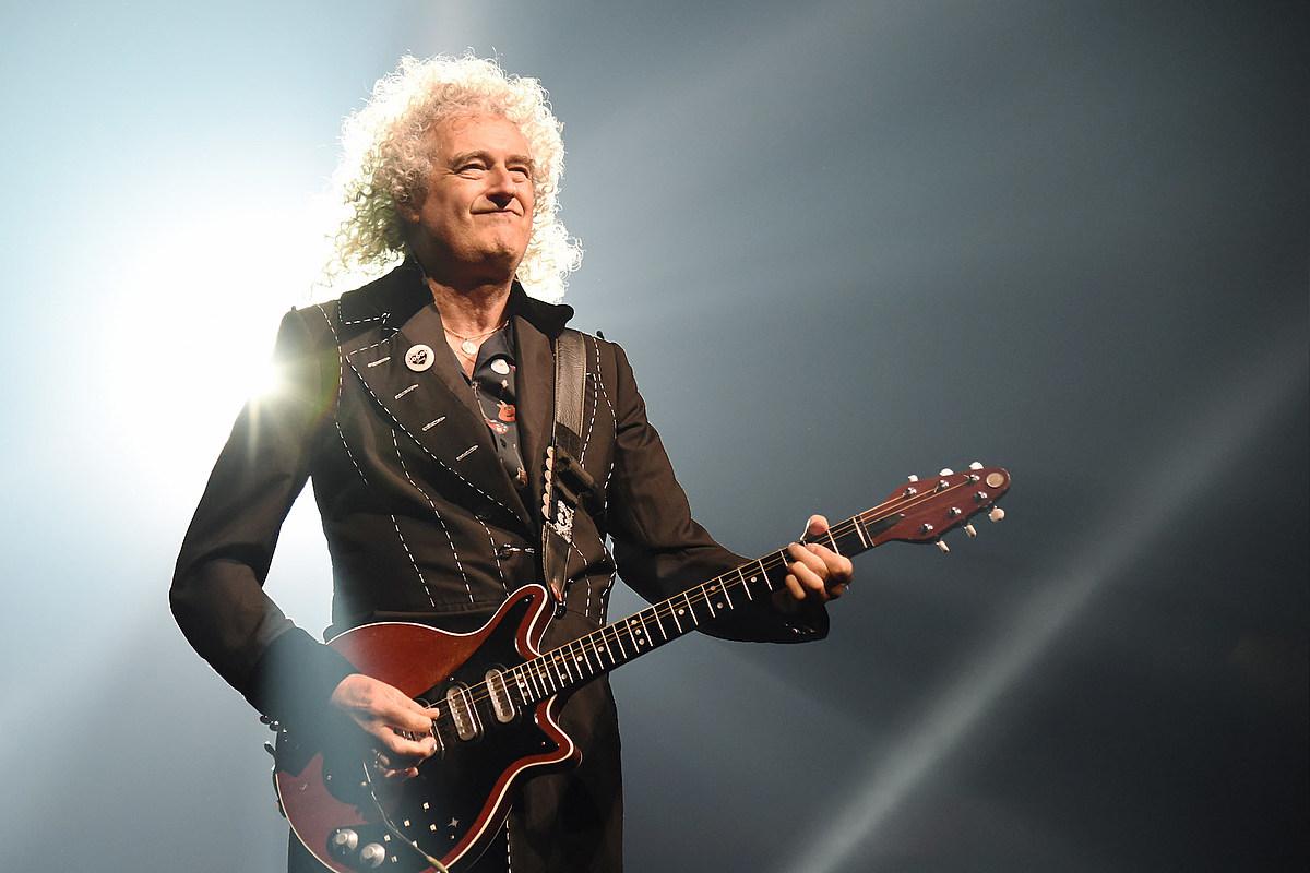 Queen's Brian May Defends Broken Timeline in 'Bohemian Rhapsody'