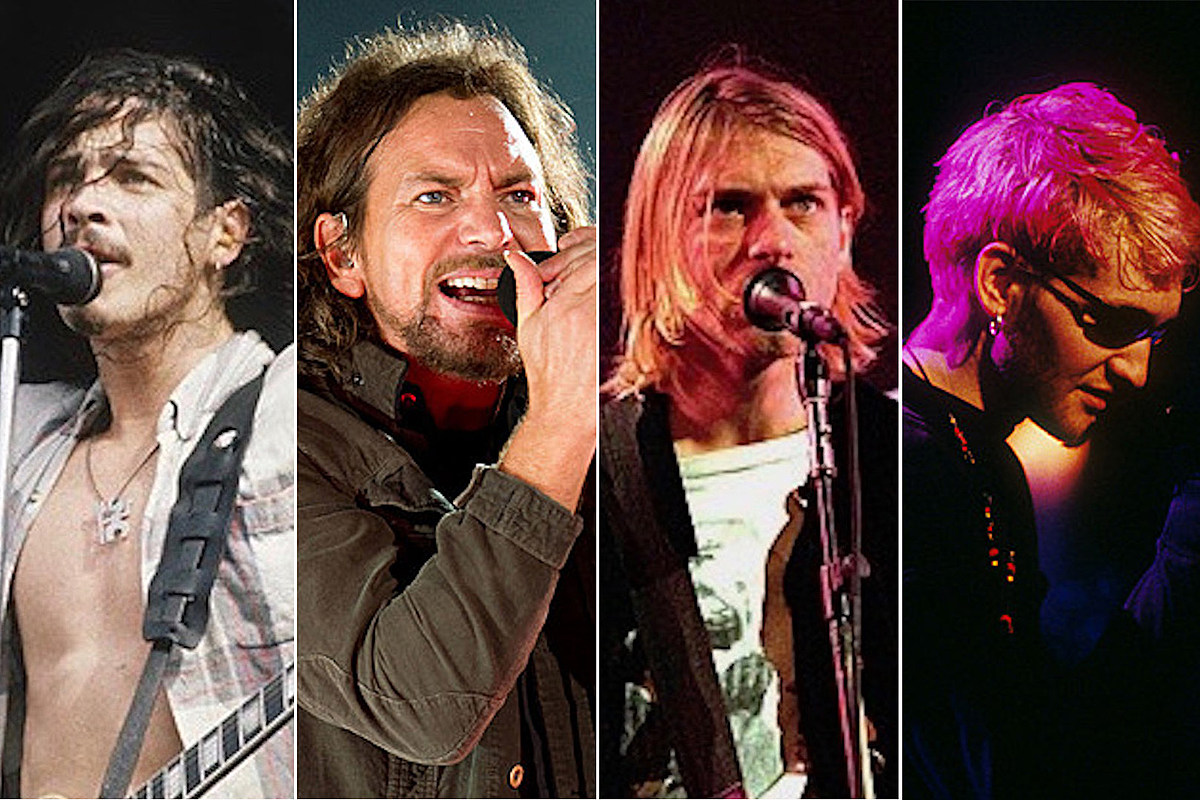 Who Was the Greatest Grunge Frontman Ever?