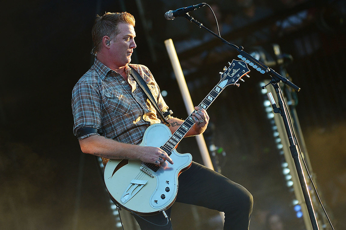 Josh Homme 'Always Ready to Be in Them Crooked Vultures Again'
