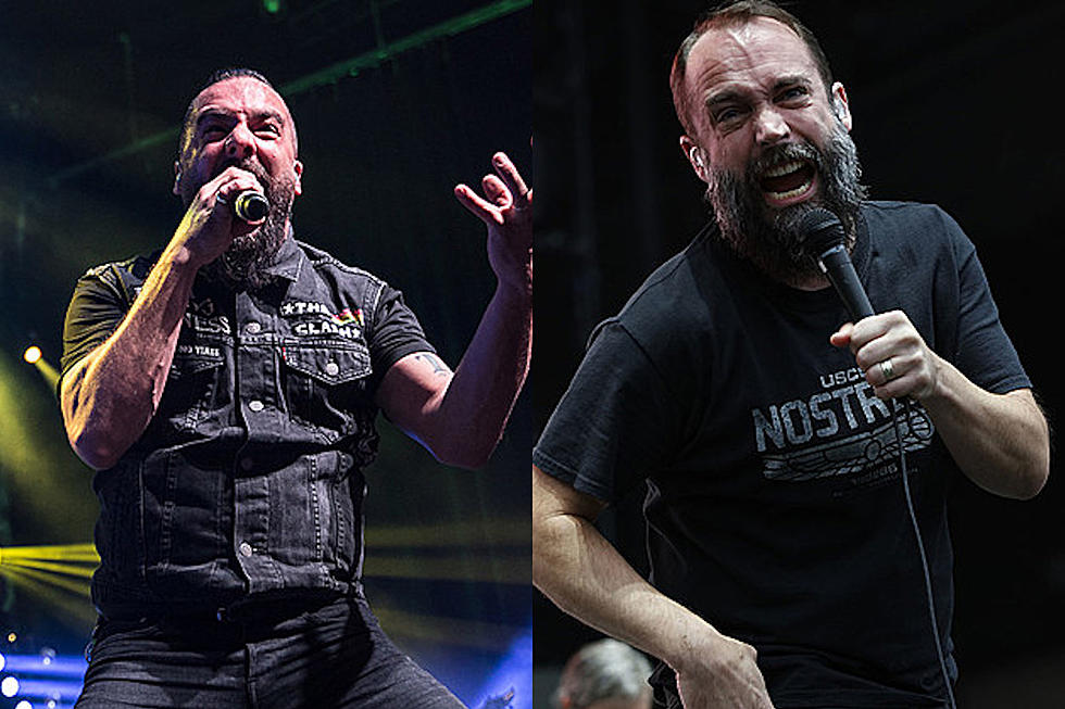 Killswitch Engage + Clutch Announce 2019 Co-Headlining Tour