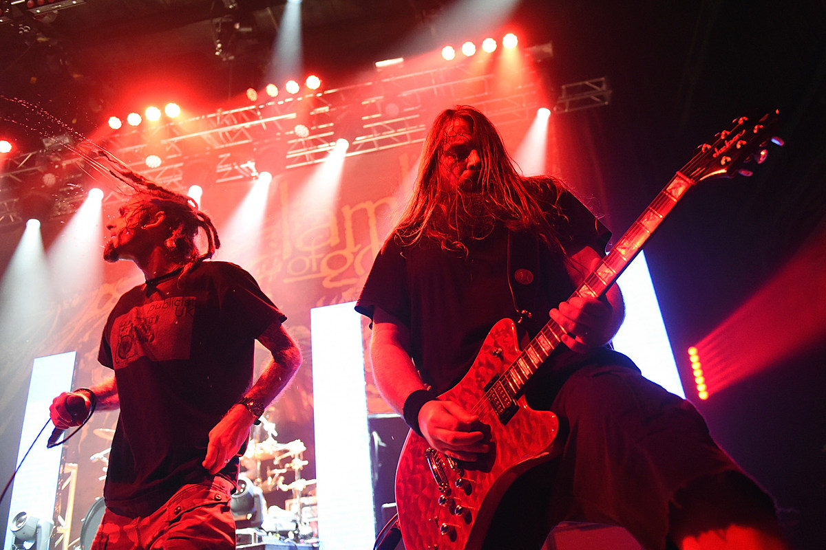 Lamb of God Land Their Second Gold Album in the United States