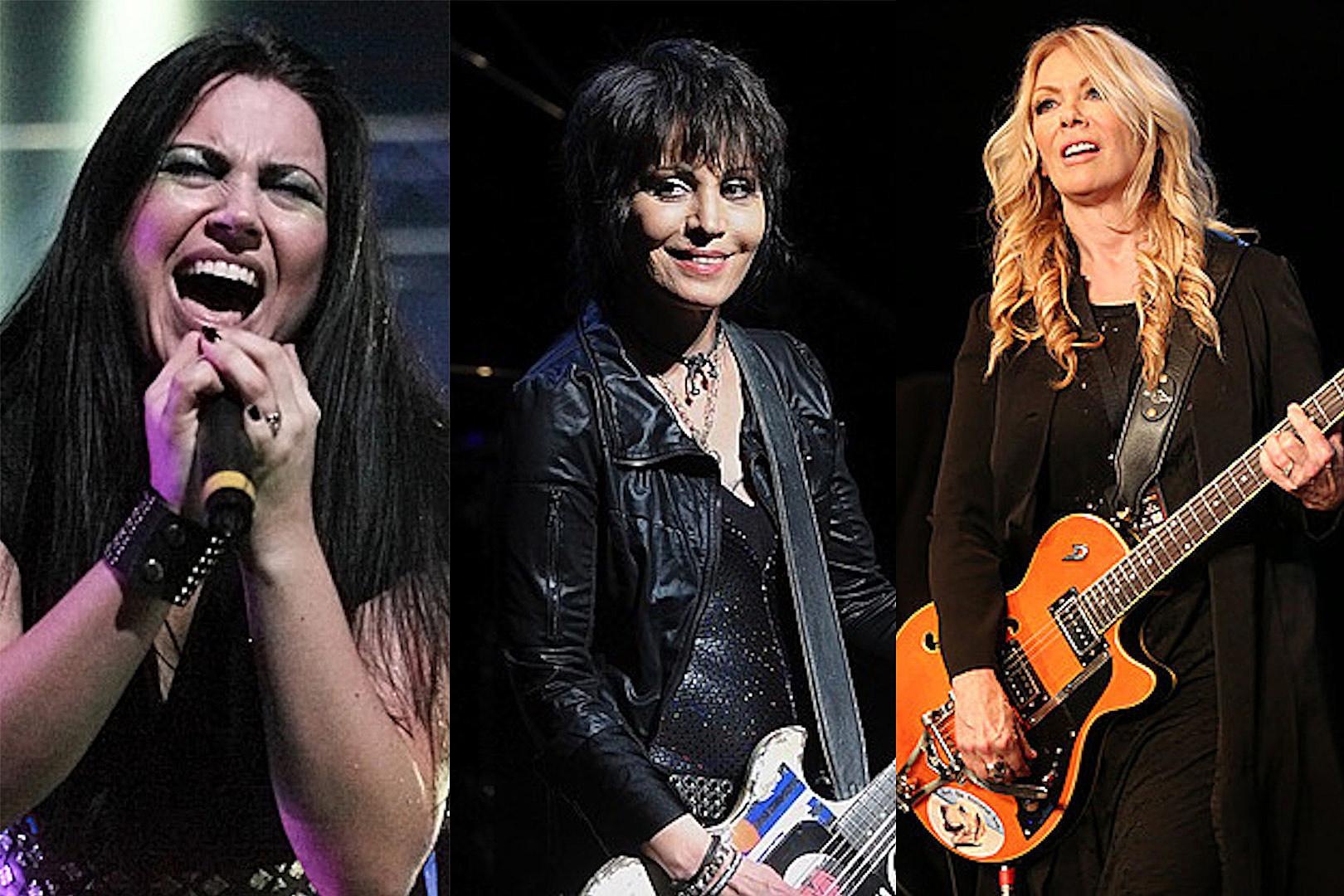 Evanescence, Joan Jett, Nancy Wilson + More Join Reverb Charity