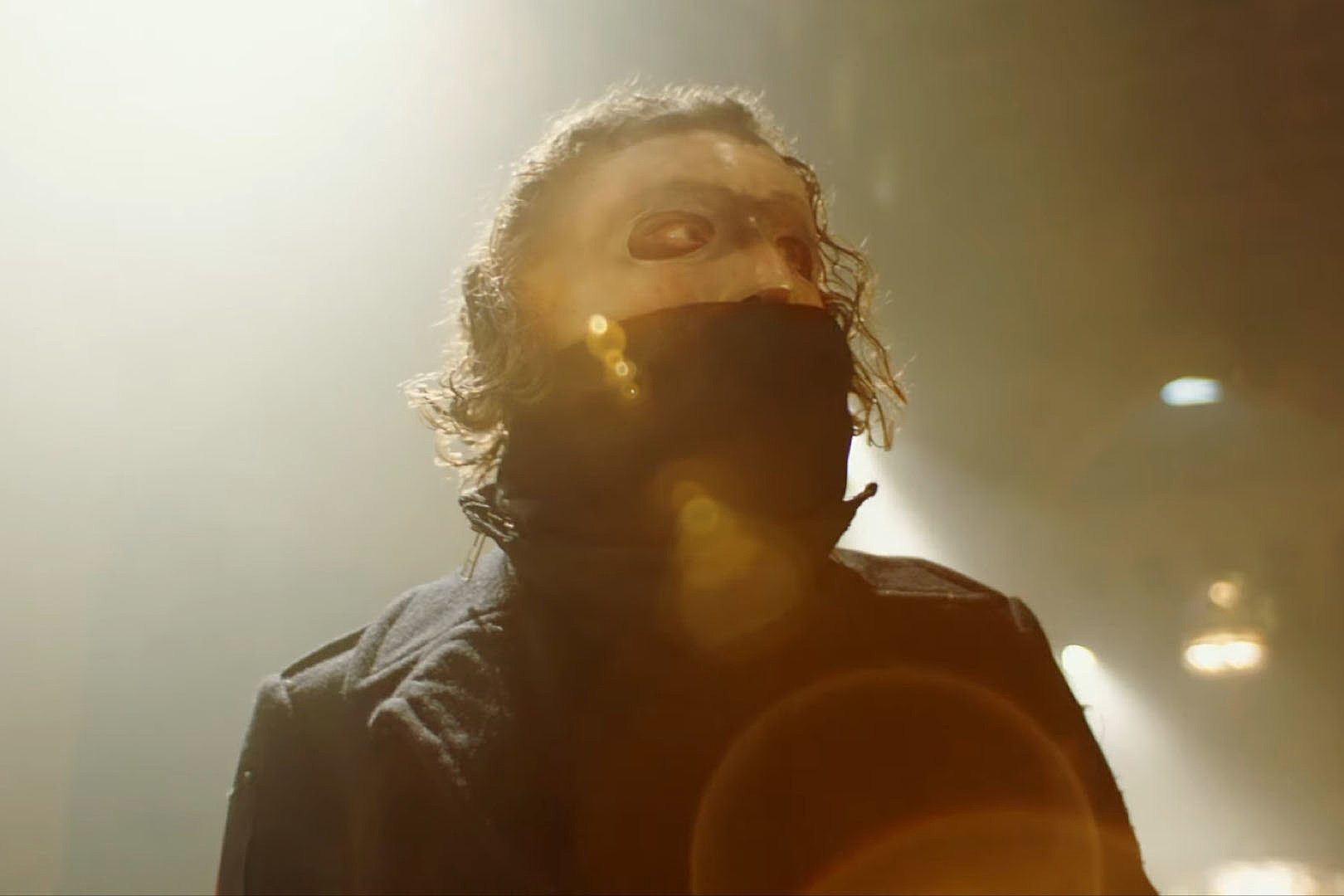 Here Are the Lyrics to Slipknot's New Song 'Unsainted'