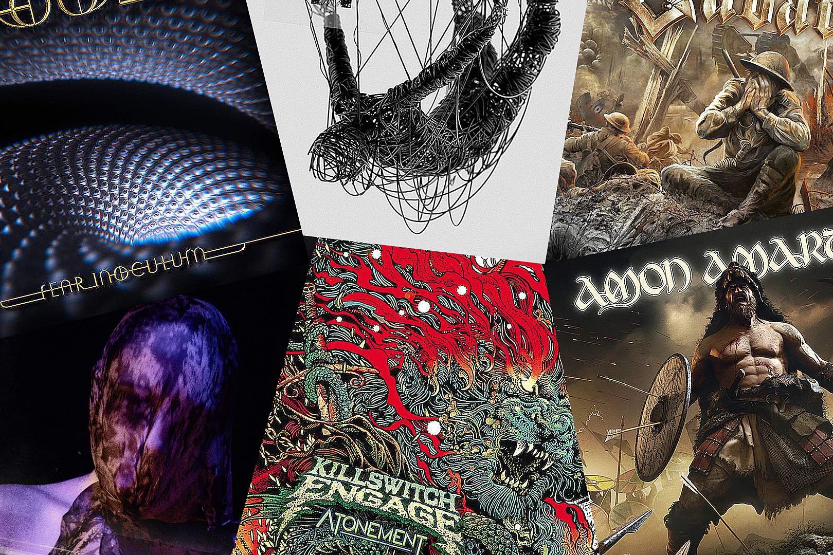 Best Albums Of 2020 So Far.2019 S Best Metal Albums So Far