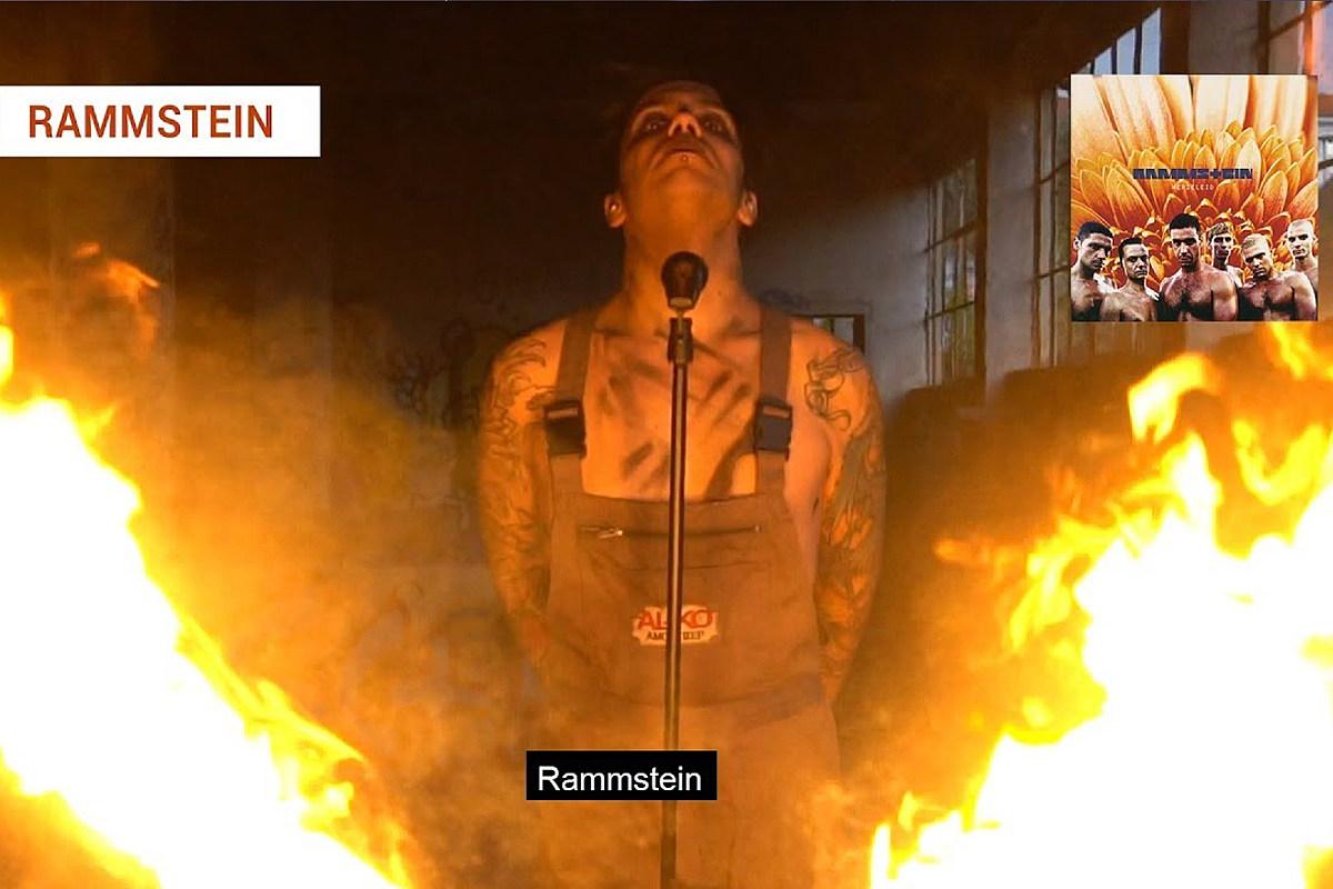 Watch: YouTube Rocker Does 80 Rammstein Songs in 8 Minutes
