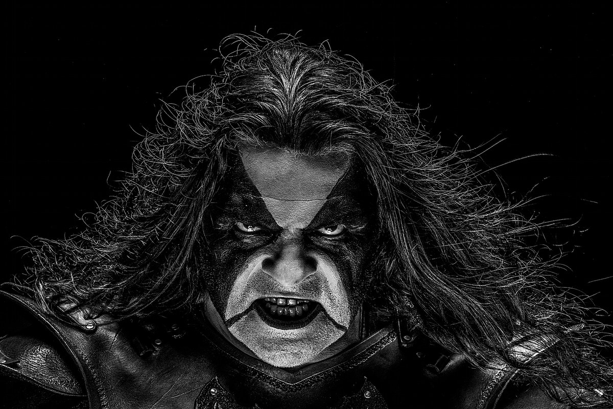 Abbath: 'Outstrider' Album, Meeting Varg as a Kid + '80s KISS