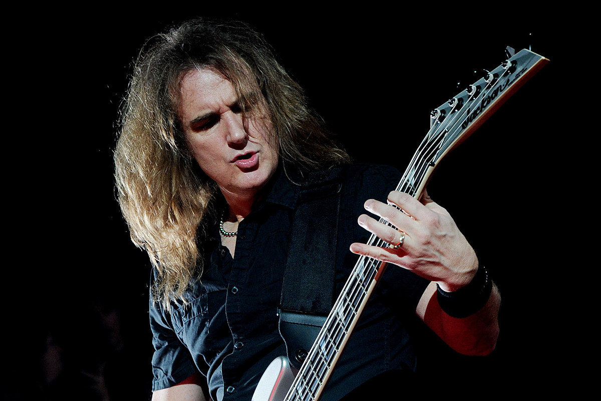 Megadeth's David Ellefson Releases New Song 'Hammer Comes Down'