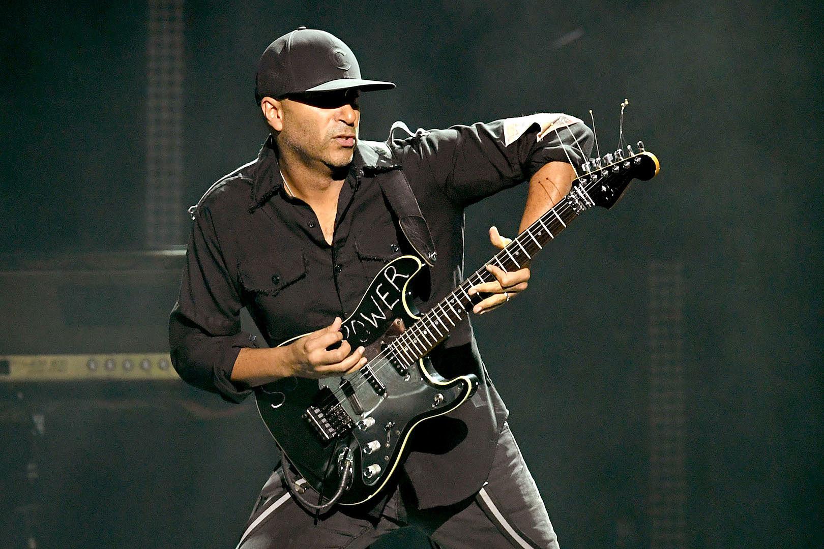 Serj Tankian Joins Tom Morello for Chris Cornell Tribute