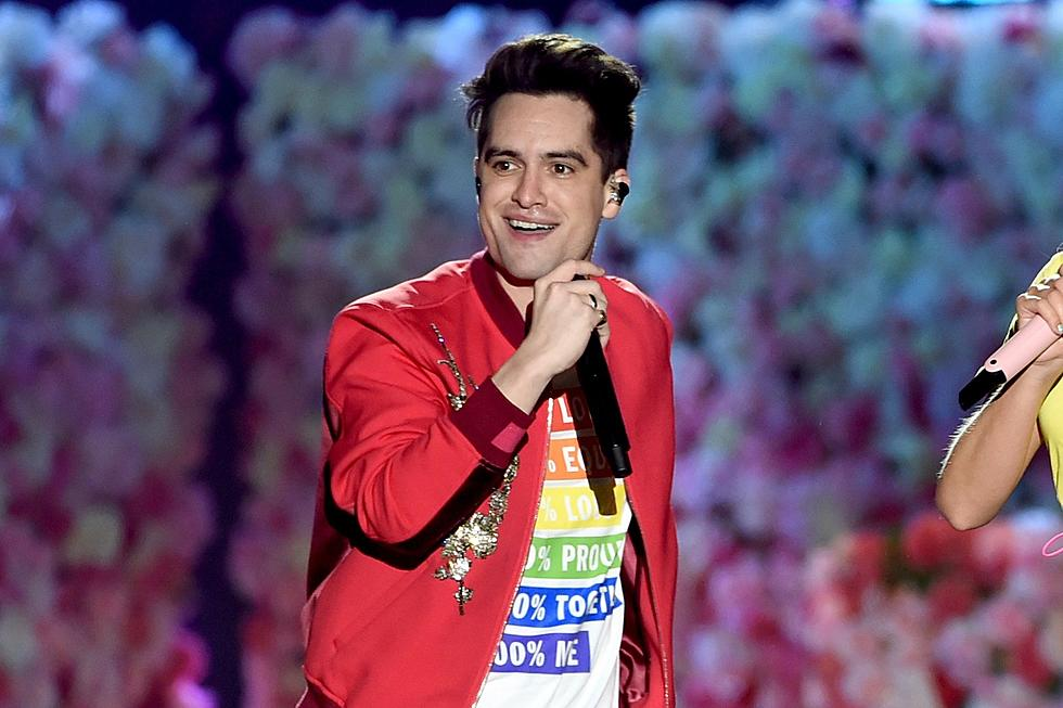 Panic At The Disco Singer Shares Clip Of New Metal Song