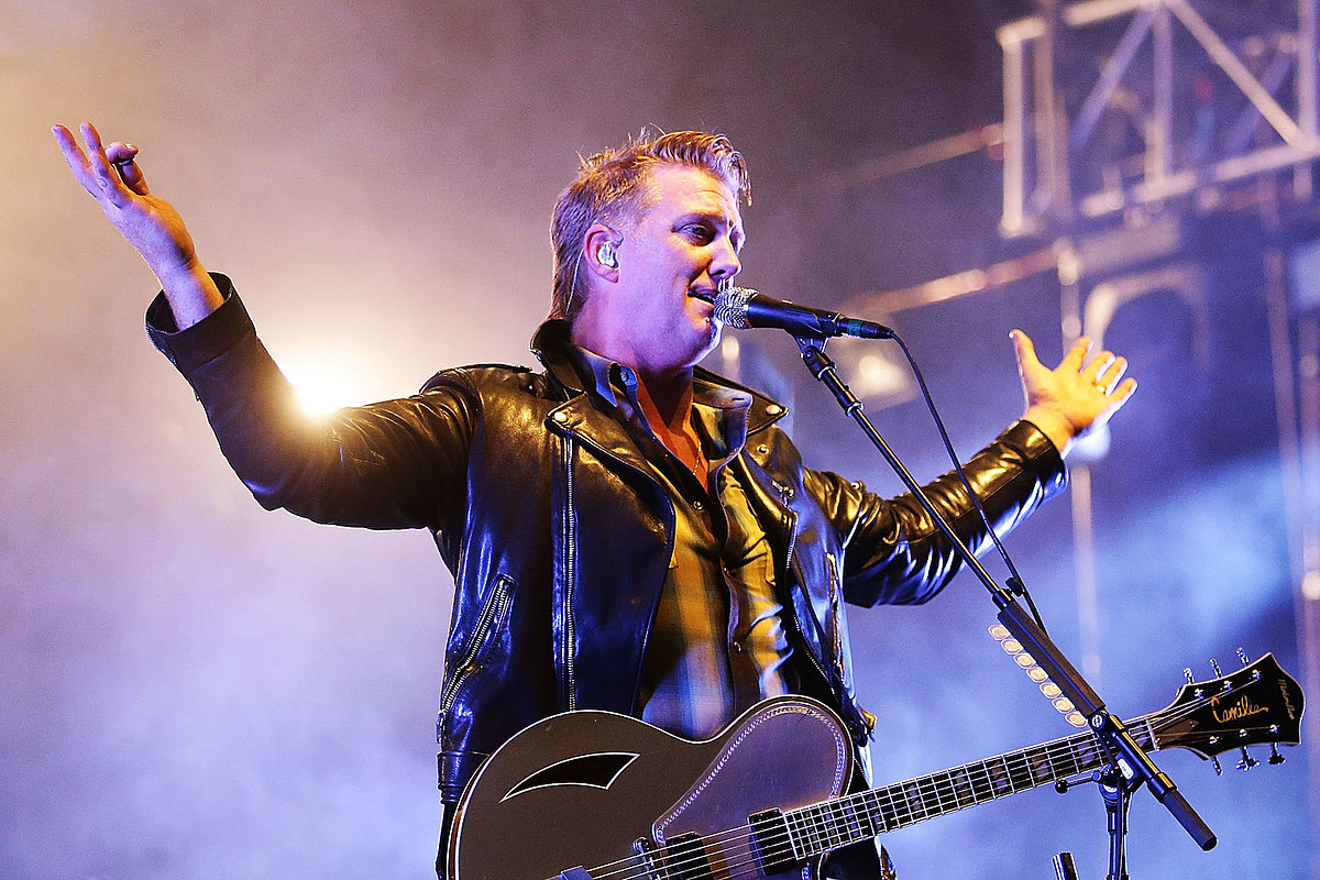 Josh Homme's 'Desert Sessions' Series to Return After 16 Years