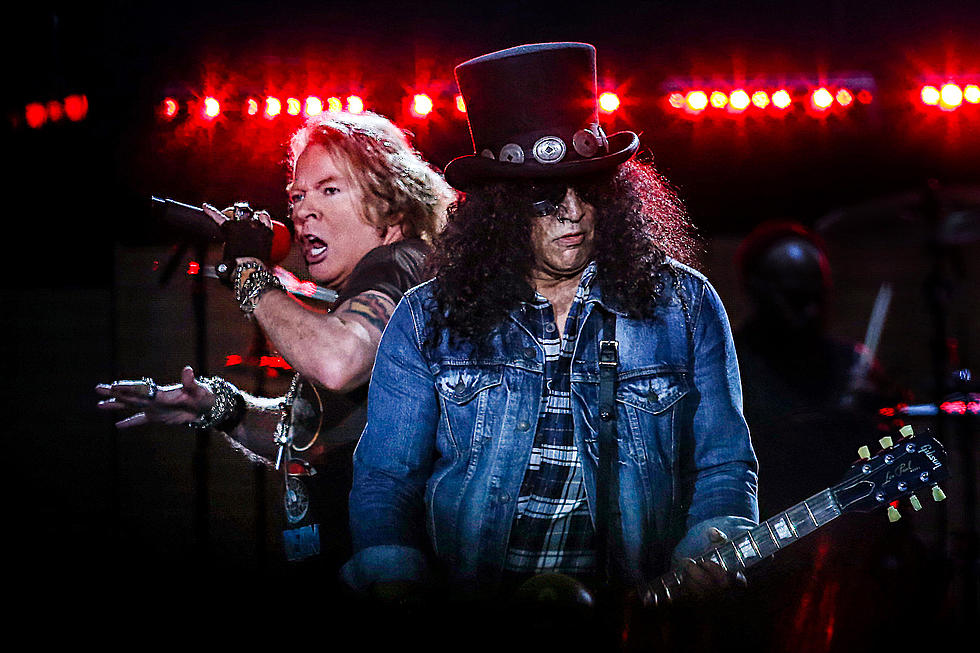 Guns N' Roses Rumored to Have New Song in New 'Terminator' Movie