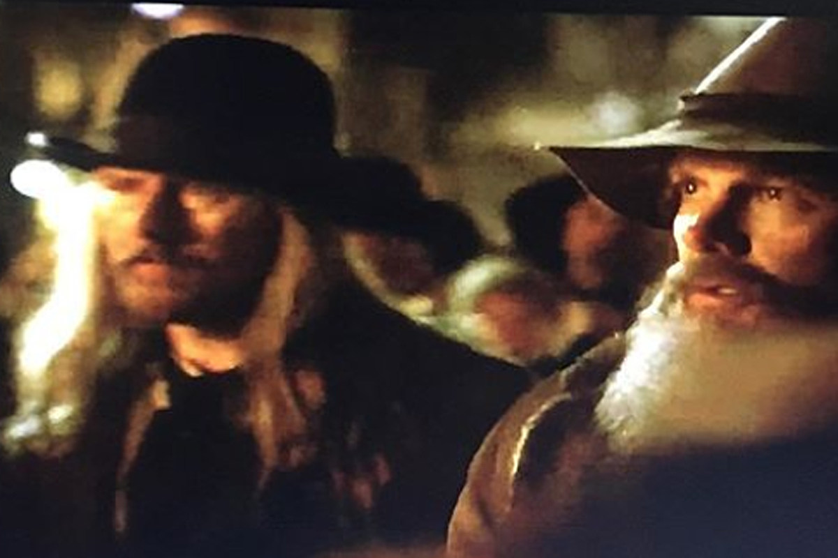 Alice in Chains' Jerry Cantrell Makes Cameo in 'Deadwood' Movie