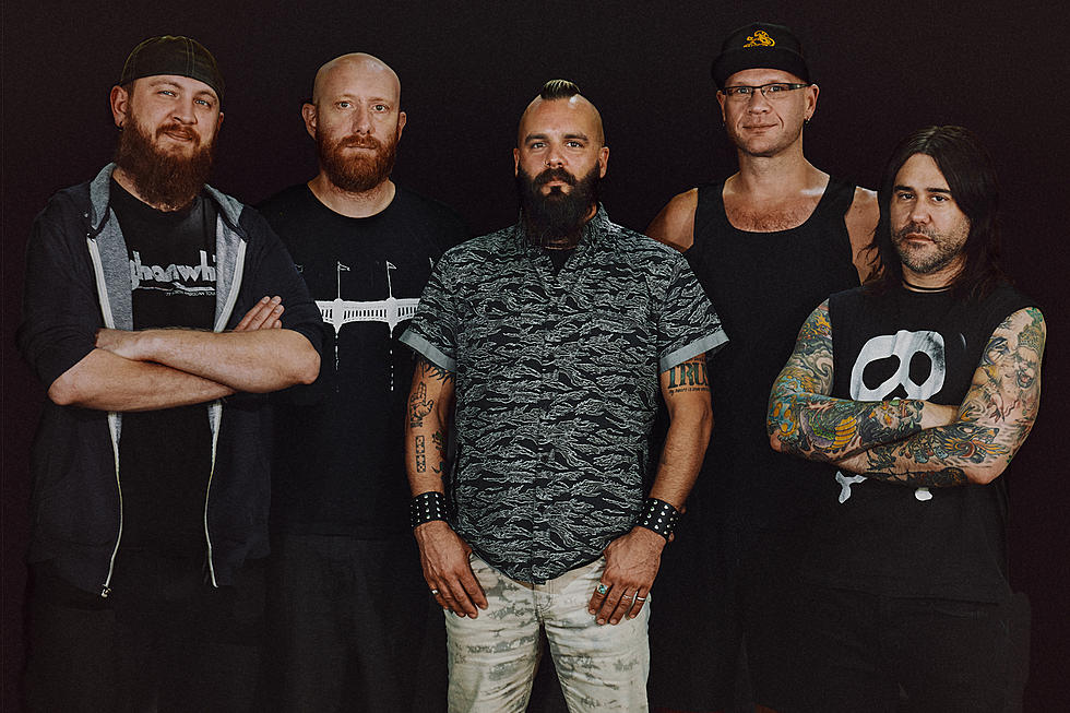 Killswitch Engage on 'Atonement' Album, Opening for Iron Maiden