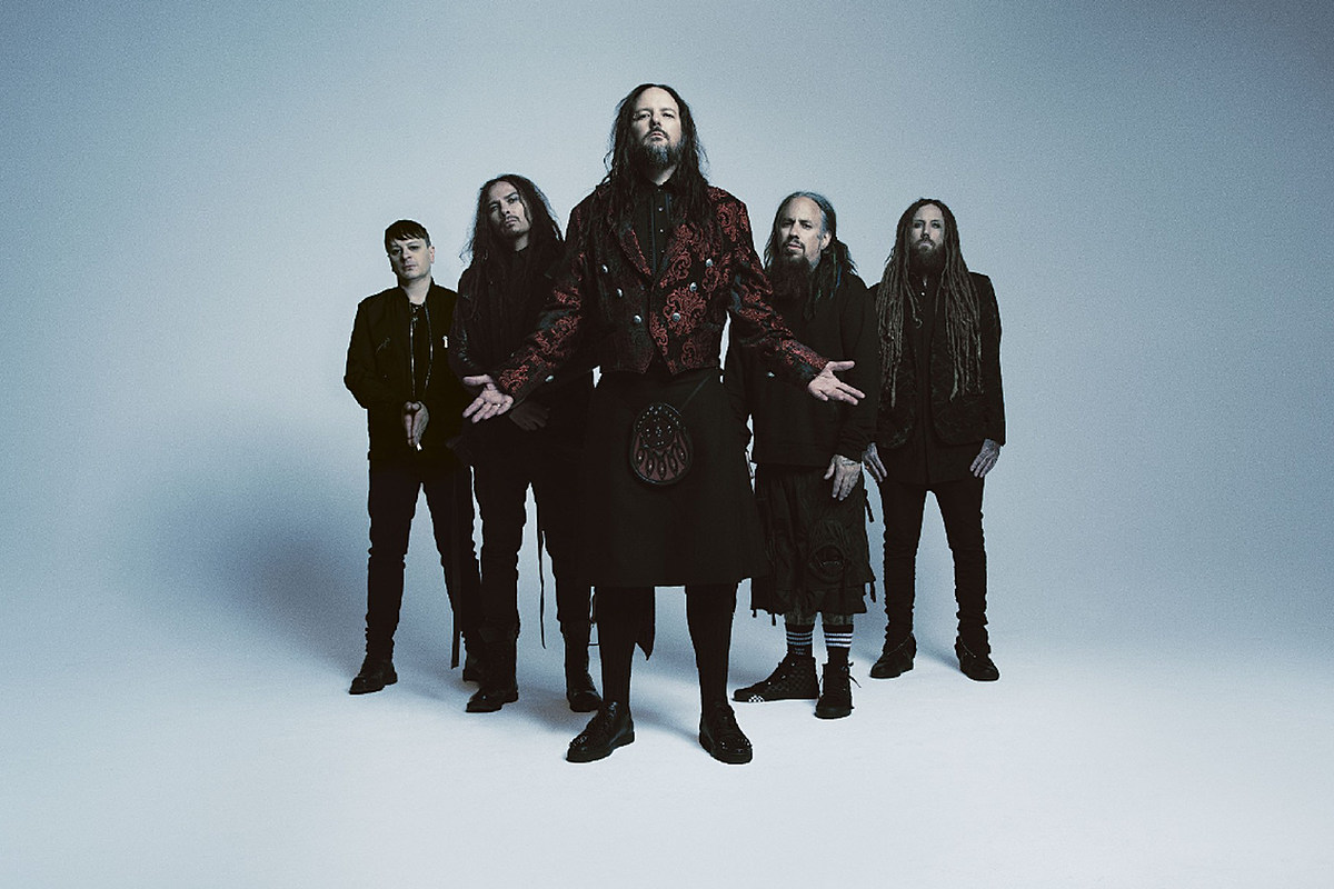 d1a7316cb Korn Announce 'The Nothing' Album, Release New Song