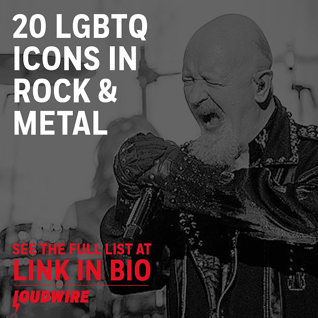 Avatar Gay Sex 20 lgbtq icons in rock + metal