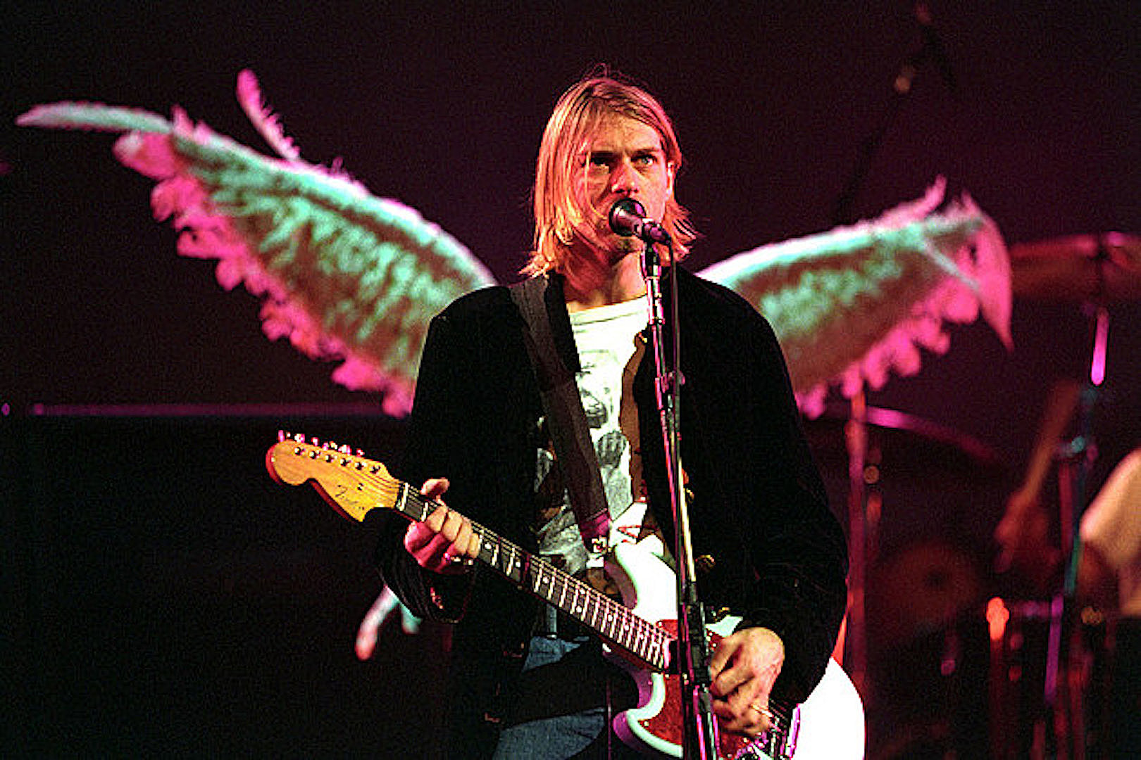 Nirvana Pack 94 Audio + Video Tracks Into 'Nevermind' Reissues
