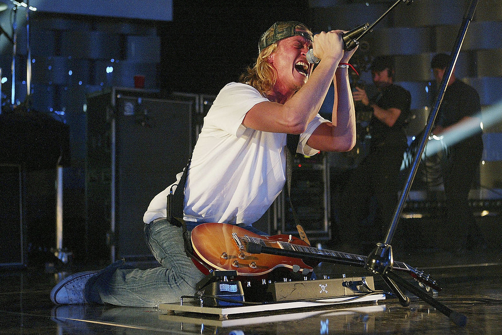Wes Scantlin Reportedly Six Months Sober, Puddle of Mudd to Tour