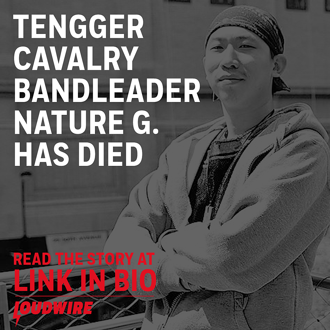 Tengger Cavalry Bandleader Nature Ganganbaigal Has Died