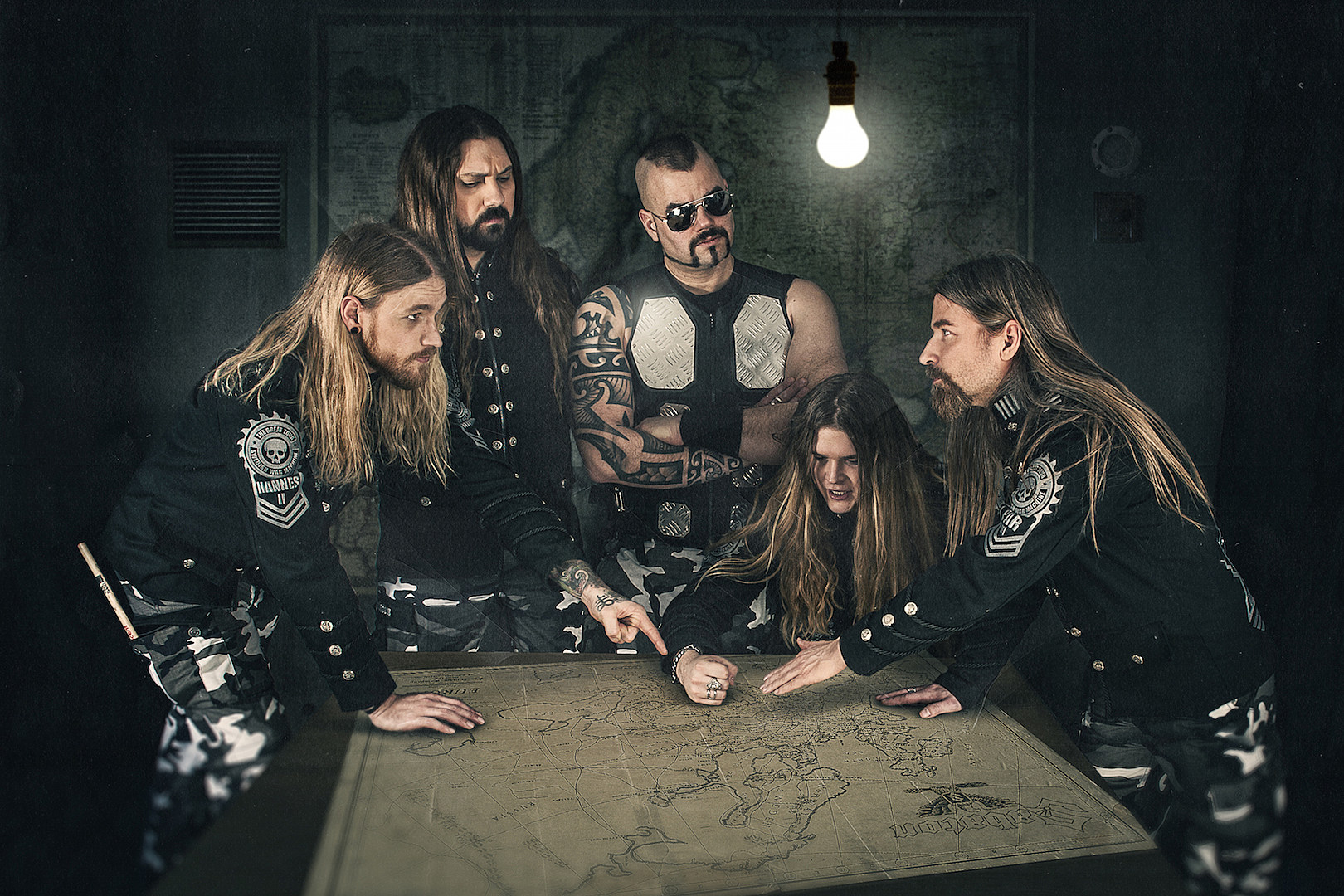 Sabaton Team With 'World of Warships' for 'Bismarck' Music Video