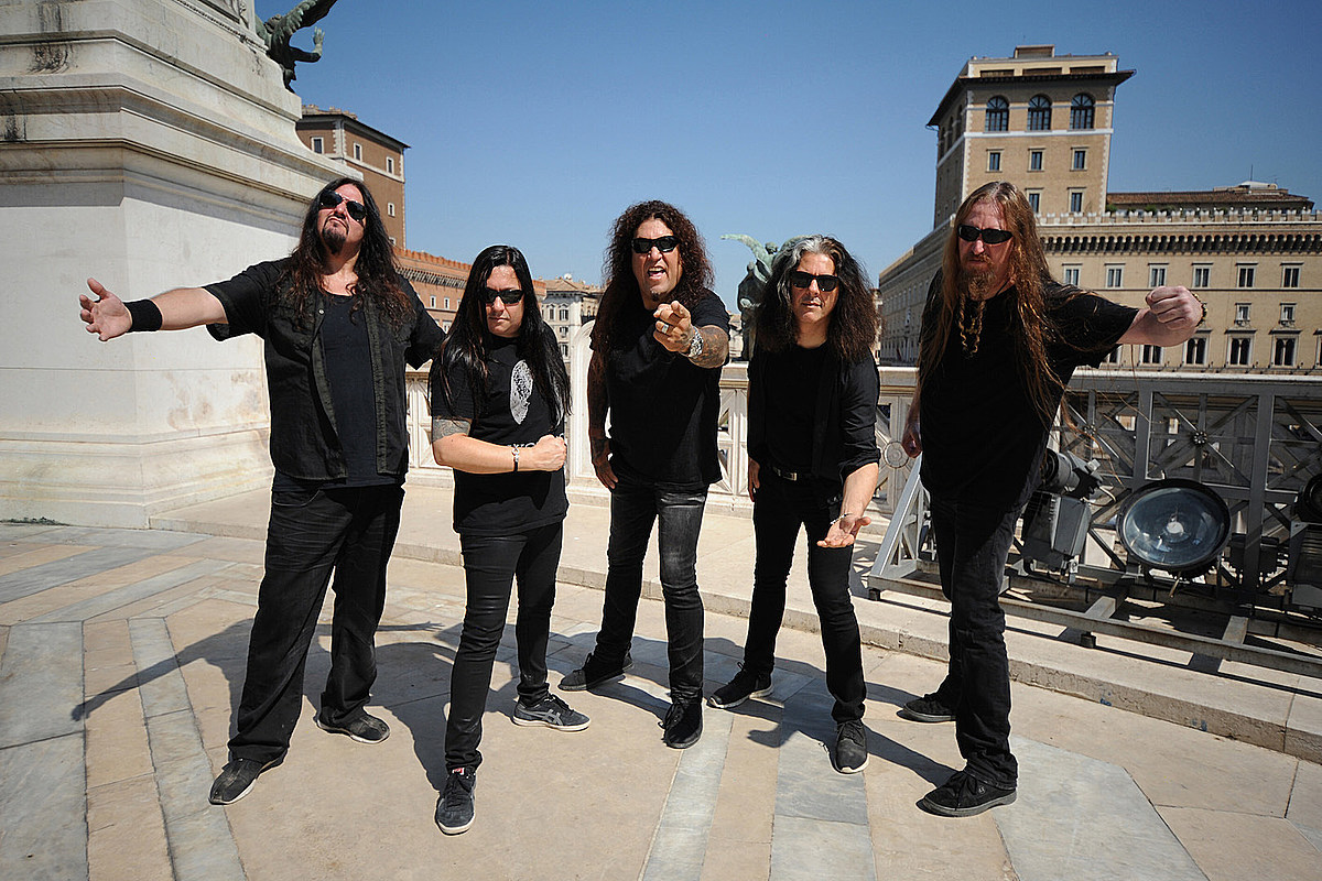 Testament Will Release New Album in January 2020