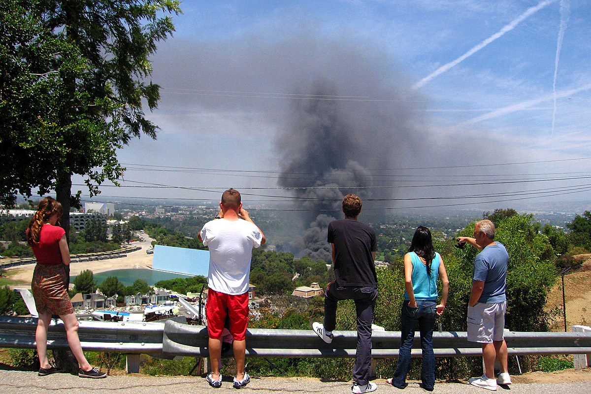 Report: Lawsuits Expected Over Lost Masters From Universal Fire
