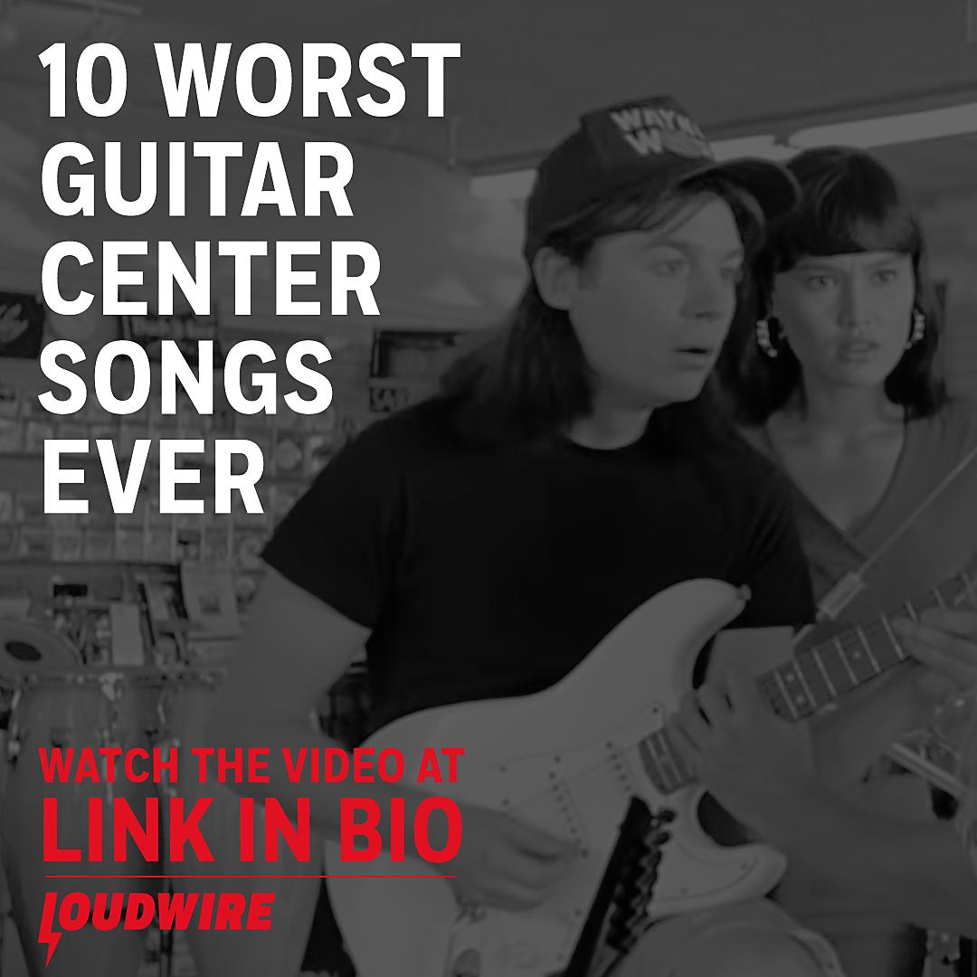 10 Worst Guitar Center Songs Ever