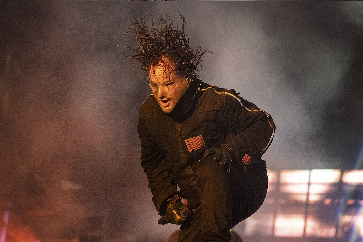 Slipknot Attempting 'Iron Maiden Stuff' With New Live Show