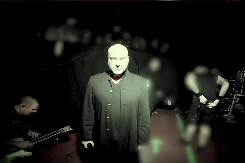 Disturbed Unleash 'No More' Music Video + Announce Live EP