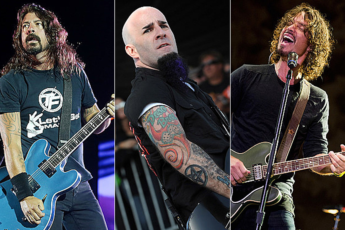 Top 50 Rockers Who've Been in Multiple Successful Bands