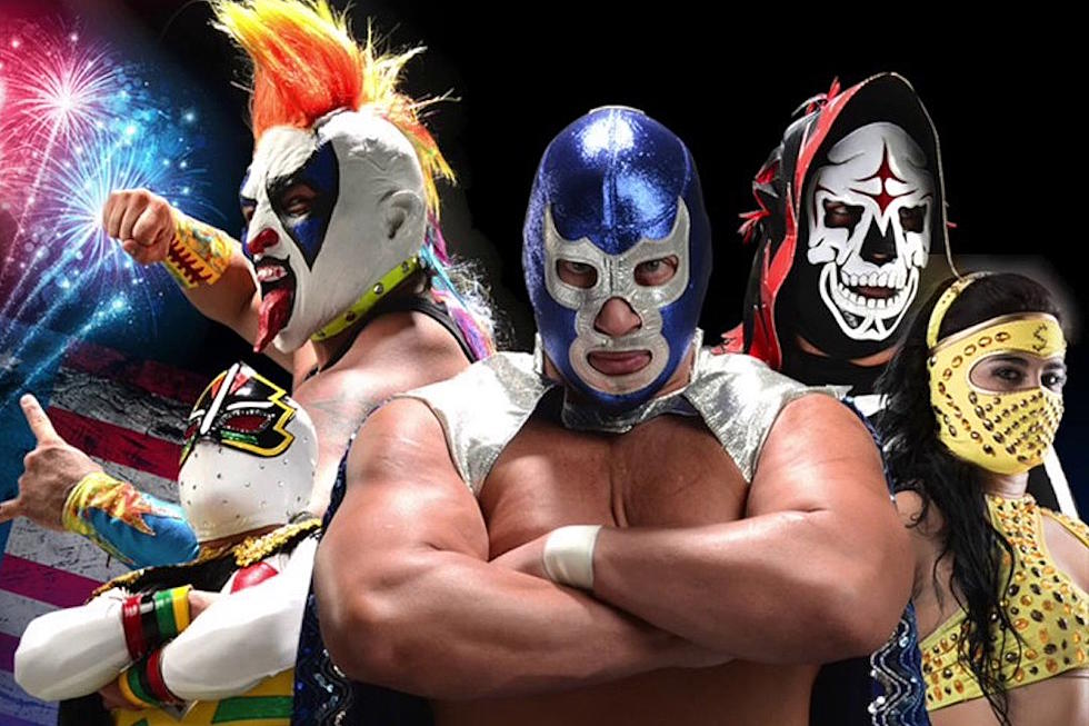 Lucha Libre AAA Wrestling to Invade the United States