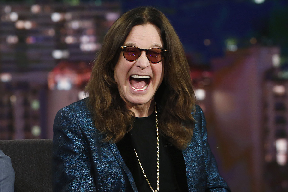 Ozzy Osbourne Finished With New Solo Album
