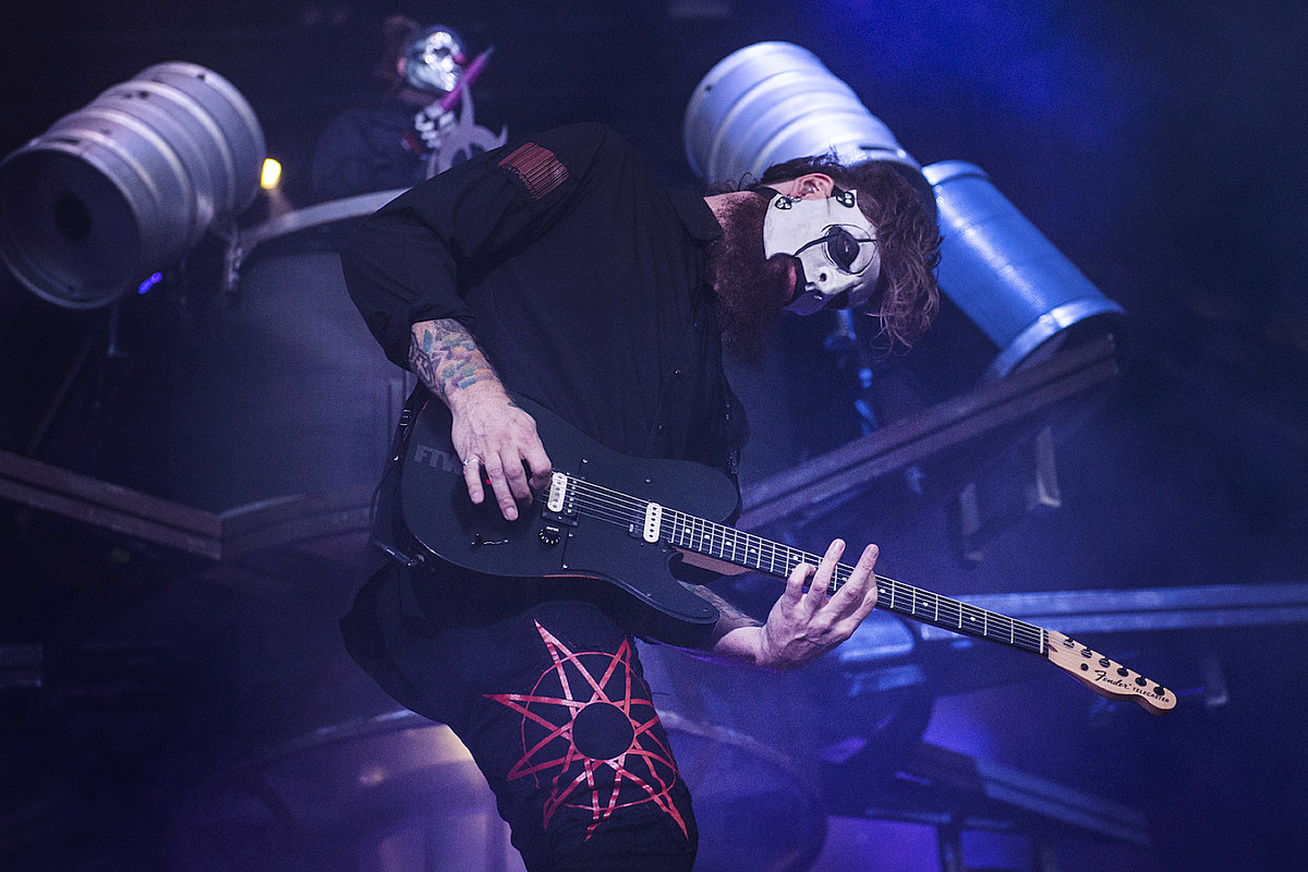 Slipknot's Jim Root on 'Iowa': 'We're Not That Band Anymore'