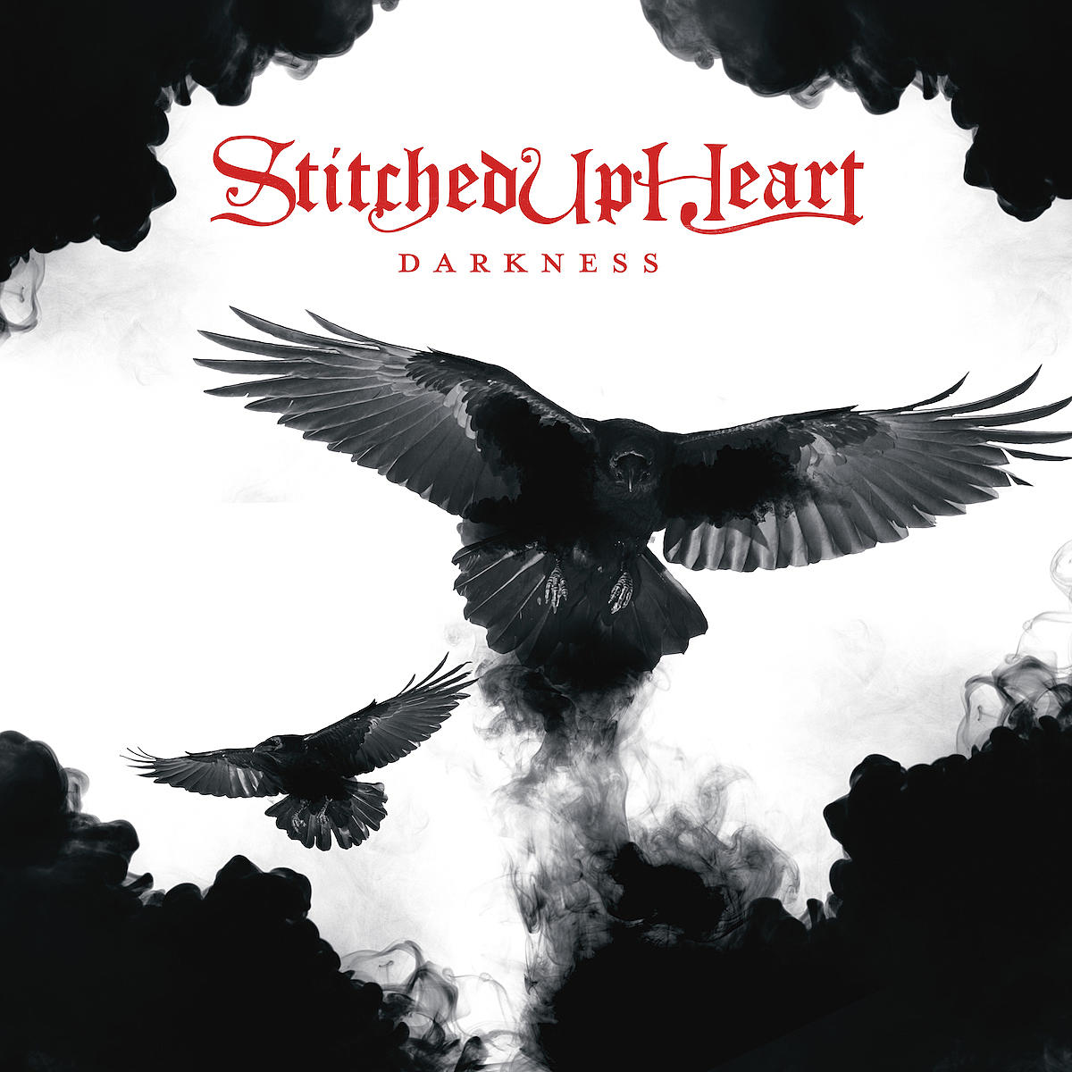 Stitched Up Heart Release Optimistic New Song 'Darkness'
