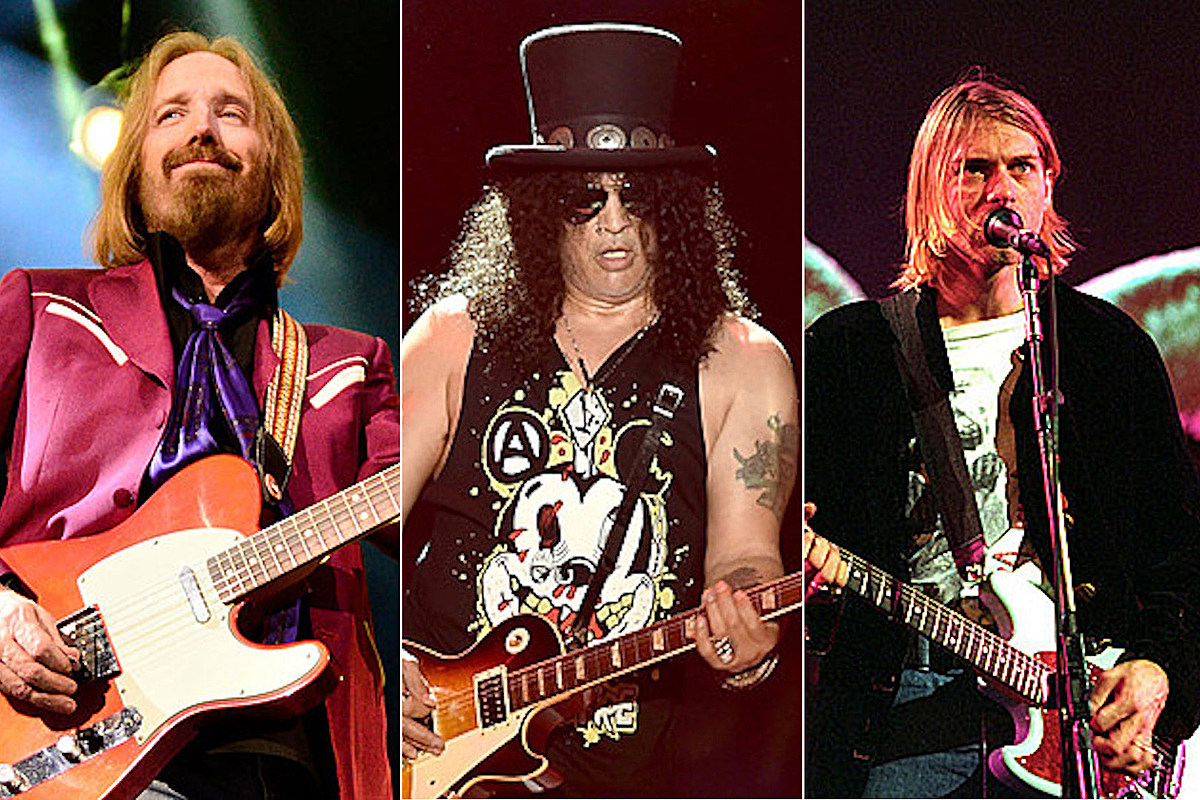 60 Rock + Metal Artists Who Lost Music in Universal Fire