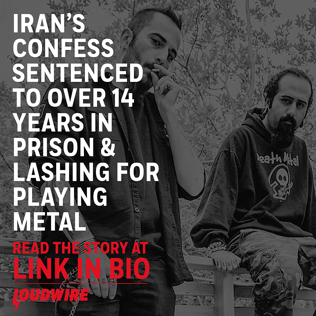 Iran's Confess Sentenced to 14+ Years in Prison for Playing