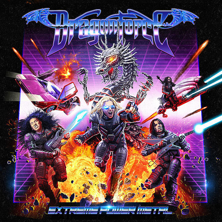 DragonForce Announce New Album, Debut 'Highway to Oblivion
