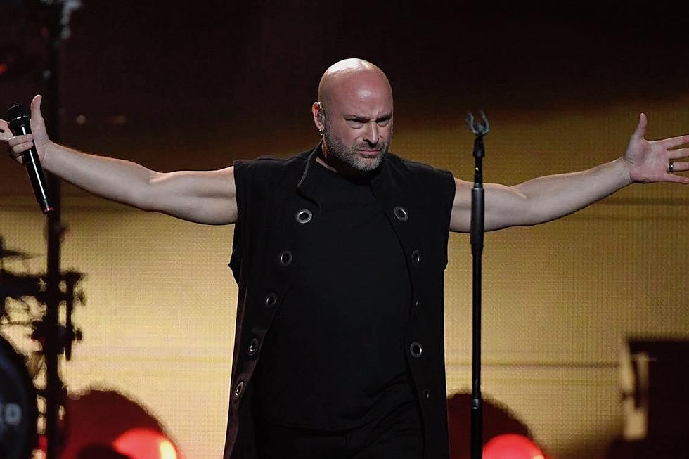 David Draiman Slams Roger Waters Again, Calls Him 'Delusional'