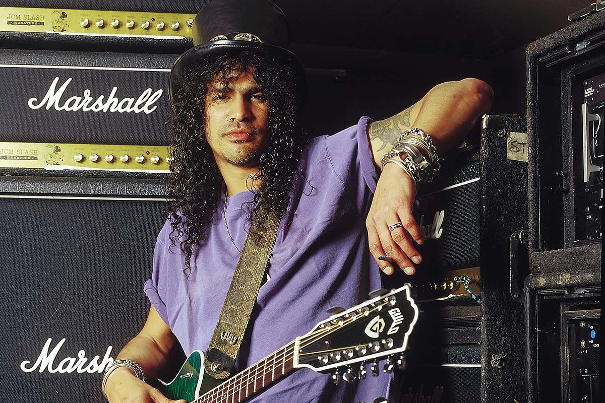 Slash's Top 10 Collaborations: Motorhead, Alice Cooper + More