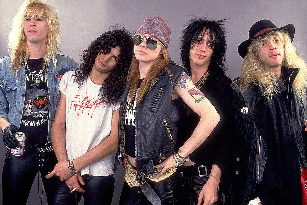 3203c7938630f6 Guns N' Roses' Appetite for Destruction: 16 Facts You Probably Didn't Know