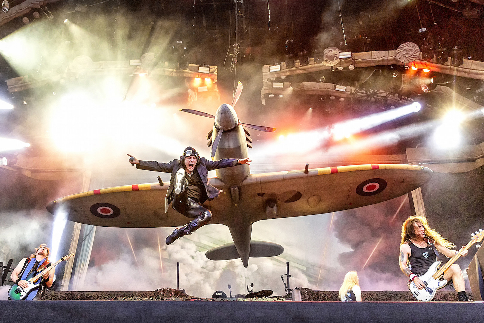 Iron Maiden Kick Off 2019 'Legacy of the Beast' Tour: Set, Video