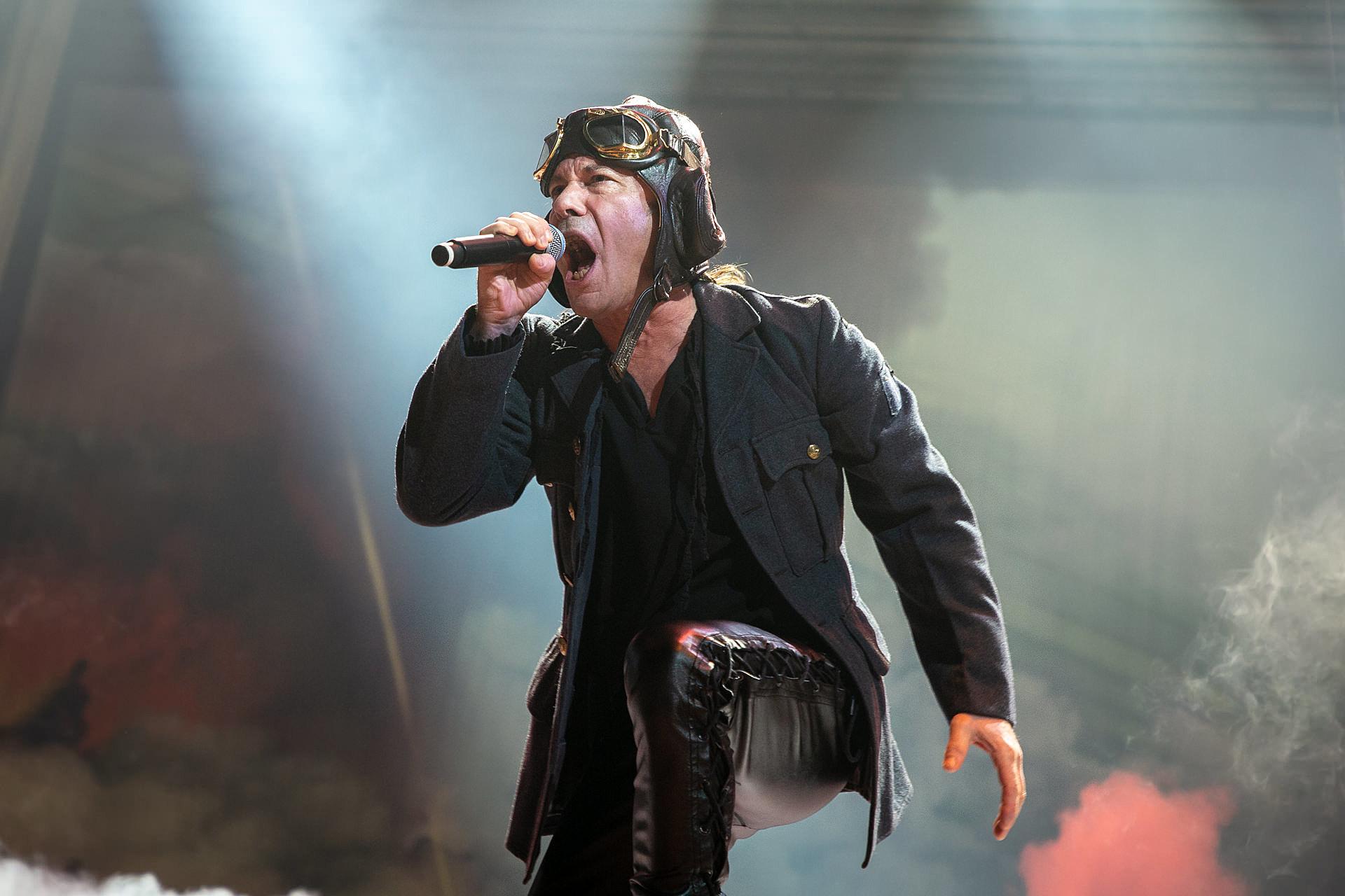 Iron Maiden Push 2021 European Tour to 2022, New Dates Unveiled