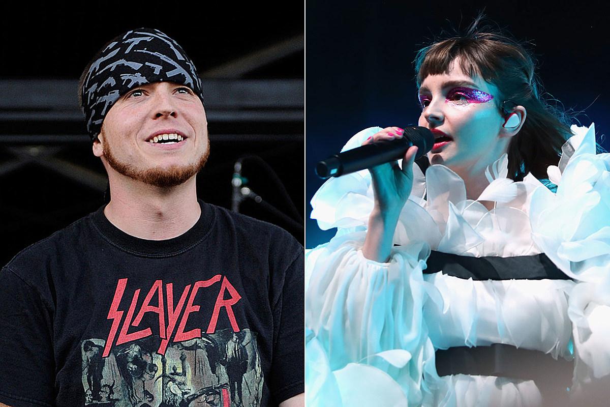 Jamey Jasta + Chvrches Singer Clash Over Deftones Fest Placement