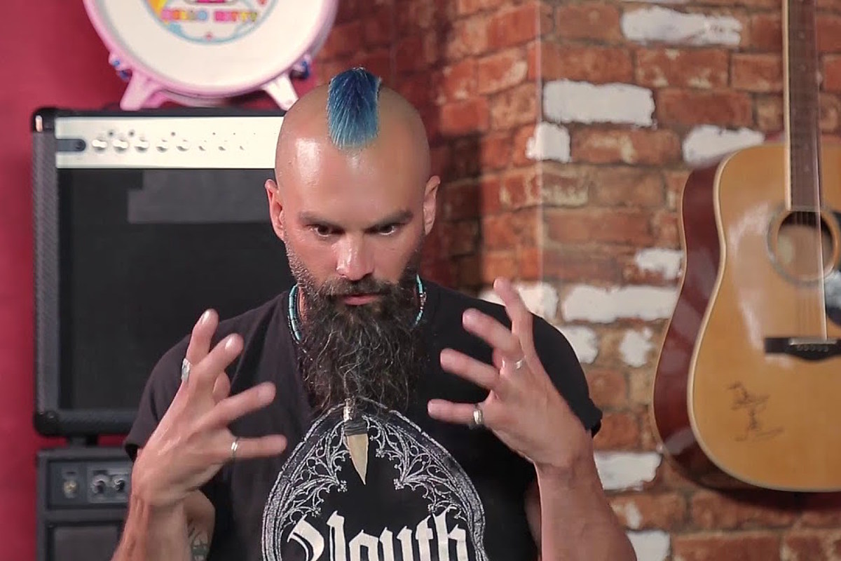 Killswitch Engage's Jesse Leach: Mental Health + Mushrooms